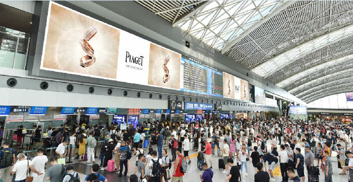 整合提供全国机场、高铁、高速、社区、商圈等广告投放媒体资源