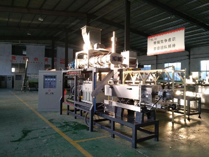济南膨化机械系列|膨化食品生产线厂家|宠物食品