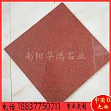 中国红河南小花红色染板国际标准板材可做出口
