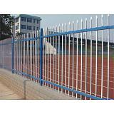 廊坊卖市政交通护栏京式护栏锌钢护栏小区围挡PVC塑钢围栏;