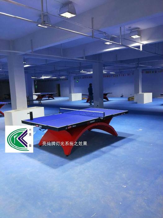 高效环保节能乒乓球馆照明灯具