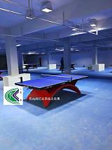 高效环保节能乒乓球馆照明灯具;