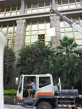 重慶建筑外墻維修|玻璃幕墻維修|幕墻改造|幕墻翻新|重慶航鴻幕墻公司;