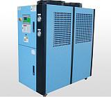 苏州冷水机厂家 3HP、5HP、6HP、10HP、15HP、20H风冷式冷水机组