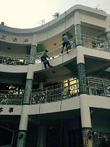 广州最专业的高空外墙粉刷服务公司