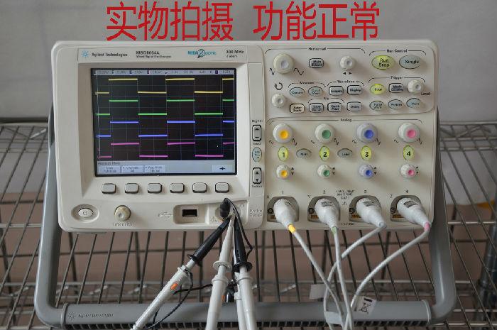 大量回收/租售Agilent MSO6034A 二手混合示波器