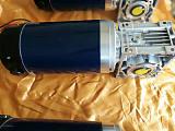 專業生產篷布車用低壓大功率直流電機;
