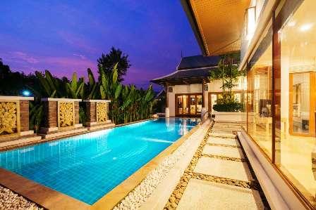 别墅酒店泳池设计公司