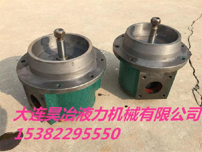 安徽六安昊冶液力偶合器油泵先進生產團隊