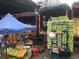代销香瓜、批发香瓜、东莞下桥水果批发市场