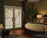 专业定做法式百叶窗、中高档百叶窗、别墅百叶窗、百叶门 移门;