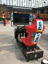 上海GT极品模拟赛车出租杭州LED灯带发电自行车租赁;