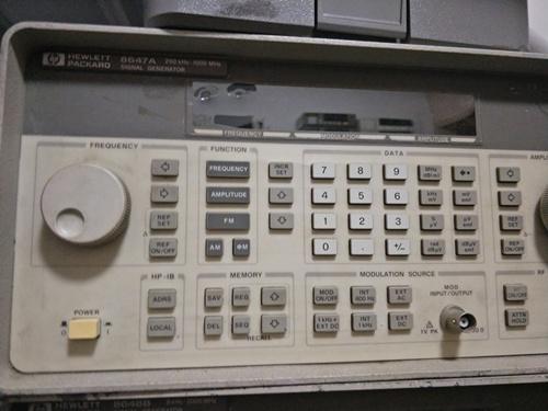 回收网络分析仪8753D 3G的