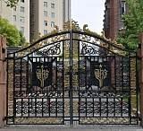 供青海铁艺大门和西宁围墙大门供应商
