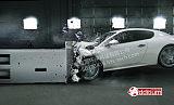 全尺寸實車碰撞牽引系統;