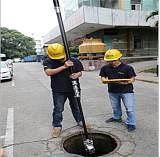 市政或小区管道检测设备 高清无线管道潜望镜QV;