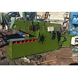 山东互利重工有限公司供货生产160吨1米刀口液压柱塞泵鳄鱼剪;