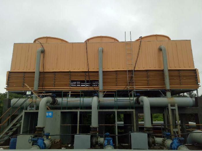 水处理配套设备风度1200T工业逆流方塔