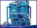 PLC-100控制真空滤油机