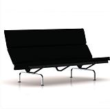 成都世乾家具Herman Miller Eames紧凑型沙发;