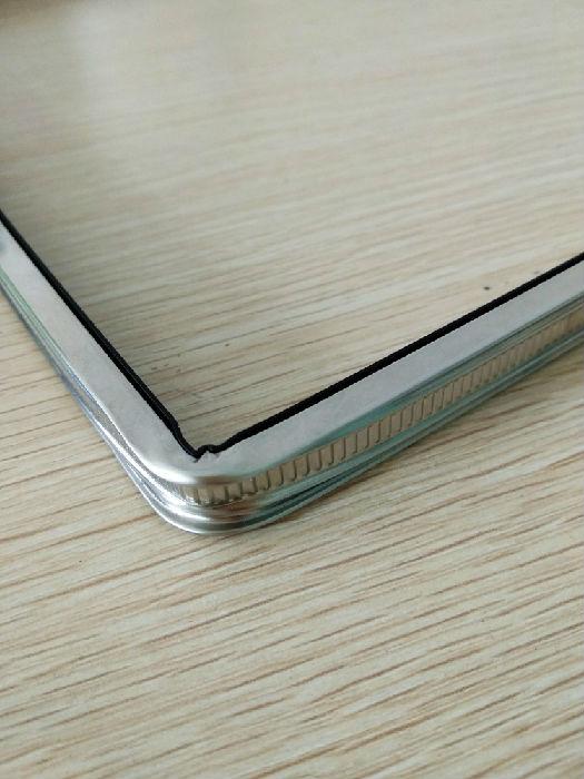 中空玻璃暖边条12A不锈钢加高分子材料可直接折弯节能环保