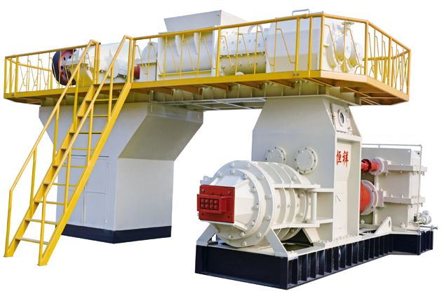 山东砖机|免烧砖机|制砖机|空心砖机生产厂家 恒祥供应