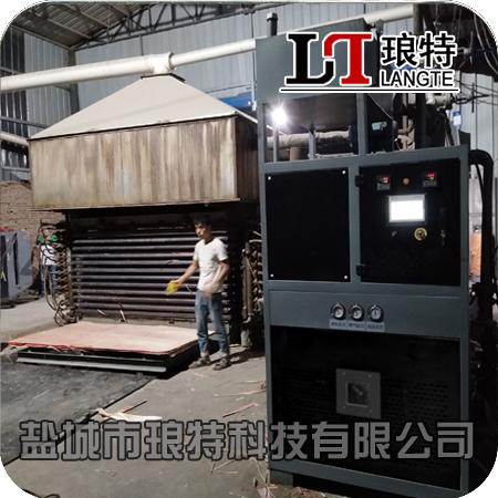 无锡江阴20万大卡燃气模温机效率高