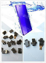 手机连接器密封胶、手机USB数据接口防水密封胶;