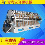 平谷拼板机双面液压A字型 优质商家全自动拼板机 新型油压拼木机