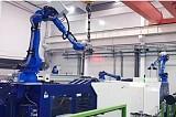 X robotics愛科思機器人全麵推廣機器人注塑機取件係統技術水平行業領;