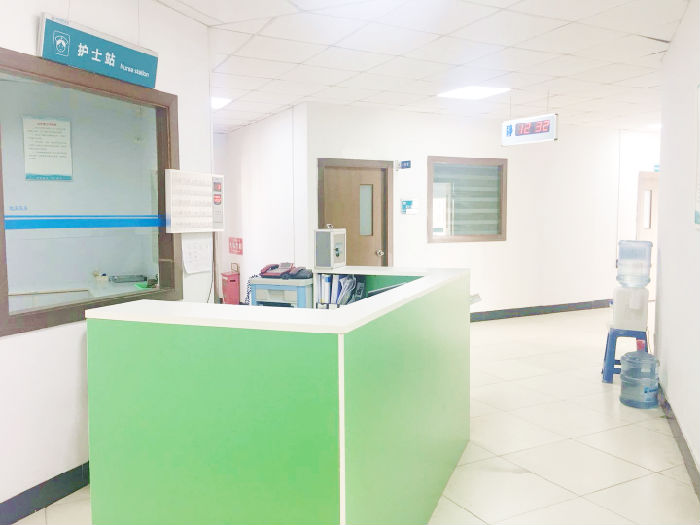 昆山石浦现代医院超声科