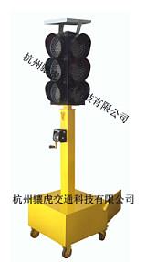北京led交通信号灯 太阳能移动红绿灯批发