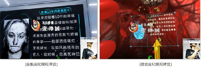 PC端 VR禁毒戒毒模拟(个人危害)
