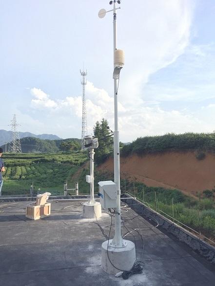 全自动光伏环境监测仪