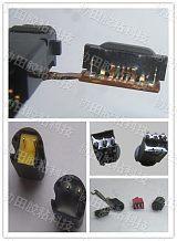 耳机插座防水密封胶 DC接口防水密封胶 连接器耐高温防水密封胶;