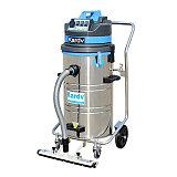 凯德威DL-3078P手推式吸尘器 五金服装厂工商业用吸尘机;