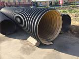 安徽省阜陽市 尚德科技 廠家供貨 HDPE雙壁波紋管