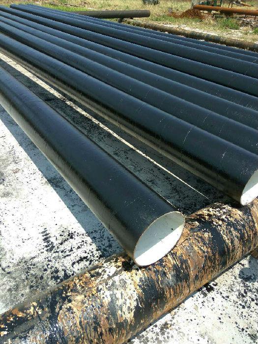 環氧煤瀝青防腐管道 2布3油防腐鋼管
