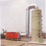 供甘肃喷淋塔和兰州漆雾喷淋塔改造