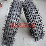 4.00-14朝阳农用车拖拉机三轮车轮胎水曲混花纹