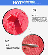 上饶市充气白色酒桶卡通人偶气模 行走气模卡通 充气瓶子广告模型;