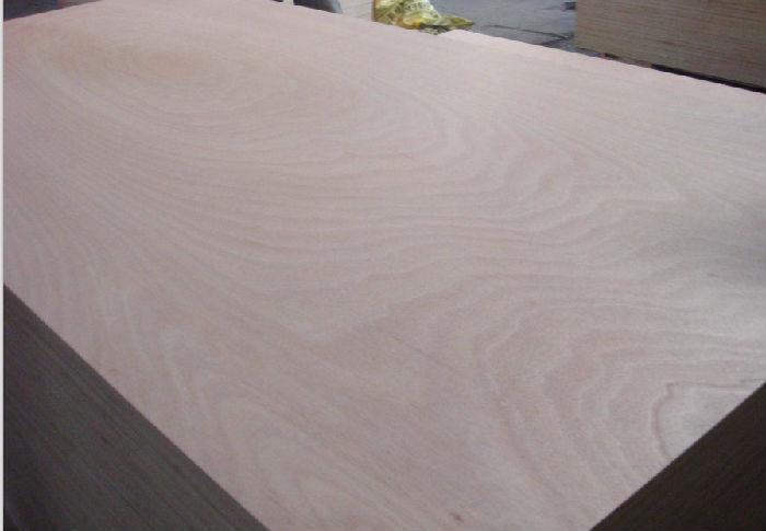 临沂板材厂生产二次成型9厘板头板冰糖果面红杂木底出口菲律宾