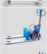诺力电动搬运车PTE15x锂电池全电动搬运叉车电动液压车