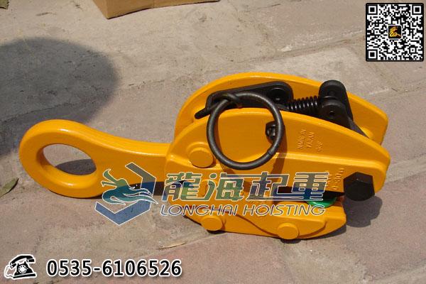 SVC 0.5H世霸钢板钳,0.5吨SUPER钢板钳,北京