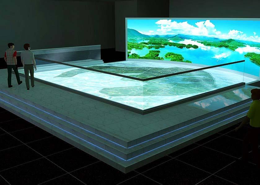 什么是虚拟数字沙盘?