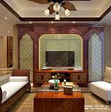 浙江百年贵族环保玉石背景墙、电视背景、客厅电视背景
