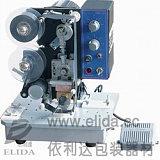 广州依利达台式半自动喷印机优质台山小型打码机热销款