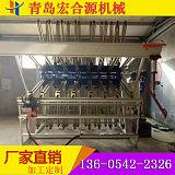 武昌翻转式高品质拼板机 优质商家20排风车式拼板机