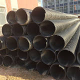 福建省漳州市 尚德科技 厂家供货 HDPE双壁波纹管