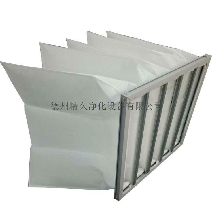 德州精久定制生产袋式初效空气过滤器G4-465*435*420